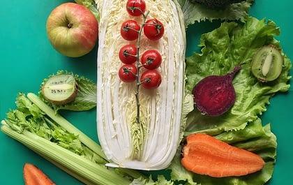 Food Waste by Diana Oborska